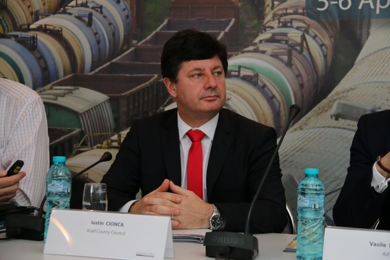 Consiliul Judeţean Arad, partener strategic pentru dezvoltarea pieţei feroviare