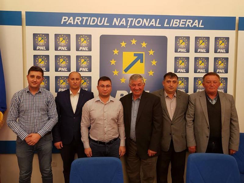 """Glad Varga (PNL): """"Echipa PNL Arad este unită și determinată să meargă înainte!"""""""
