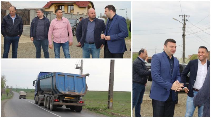 """Sergiu Bîlcea:""""Mingea este la PSD. Aşteptăm finanţarea proiectelor depuse prin Programul Naţional de Dezvoltare Locală"""""""
