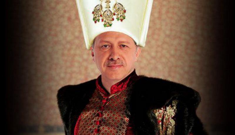 "Erodgan, noul ""sultan"" modern al Turciei"