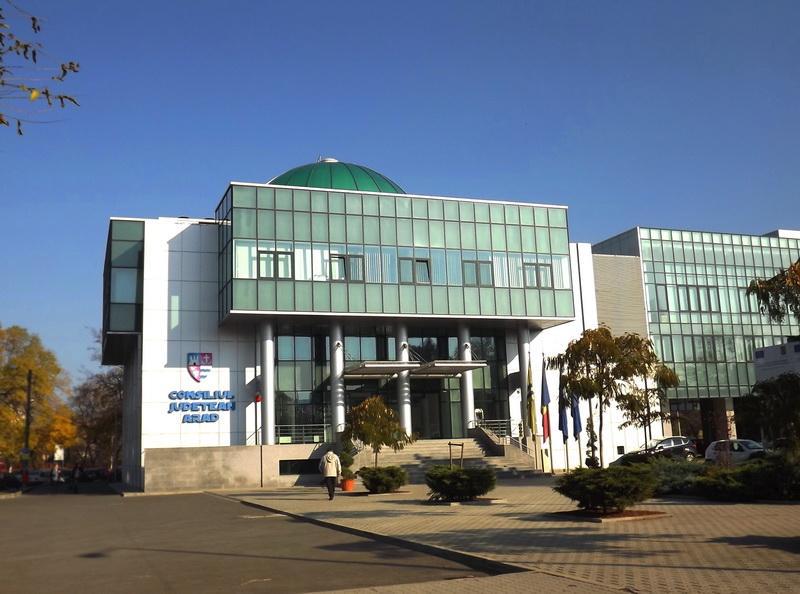 Consiliul Județean Arad sărbătorește 25 de ani de la înființare. VEZI PROGRAMUL celor trei zile de evenimente