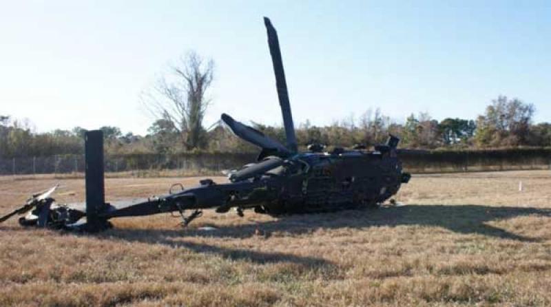 Un elicopter militar s-a prăbuşit în nordul Greciei!