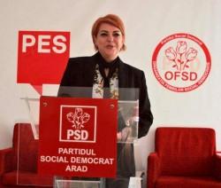 Anca Stoenescu (PSD) : Falcă este din nou larg la pungă când vine vorba despre banii noştri