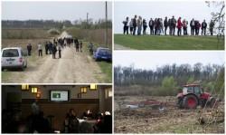 """Final de proiect """"SESIL"""" la Parcul Natural Lunca Mureșului"""