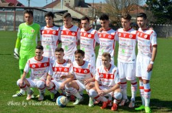 Under 19: CFR Cluj – UTA 0-1