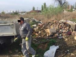 Bizonii molozurilor caută noi locuri unde să nu fie prinşi de Poliţia Locală, acum vor să invadeze zona Micălaca