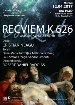 Wolfgang Amadeus Mozart - Recviem K. 626