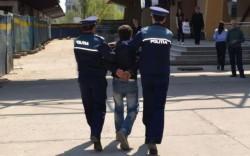 Reținut de polițiști pentru furt