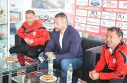 Meciul de sâmbătă, cu Sepsi Sfântu Gheorghe: un meci de 7 puncte! Conferinţă presă (Foto/Video)
