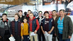 Judoka arădeni s-au întors din Germania, bine pregătiți şi cu forțe proaspete ! Astăzi, ei pleacă la naționale, în Vâlcea !
