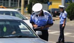 Poliţiştii rutieri arădeni în acţiune