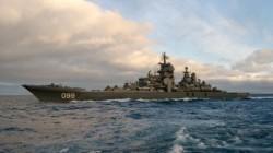 Incidentul care aprinde Marea Neagră. Navă de război rusească, scufundată în urma unei coliziuni cu un vas de transport