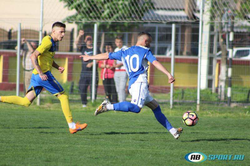 Fotbal Liga III ( seria IV), rezultate etapa a 26-a: Lugojul complică lucrurile după victoria de la Galda