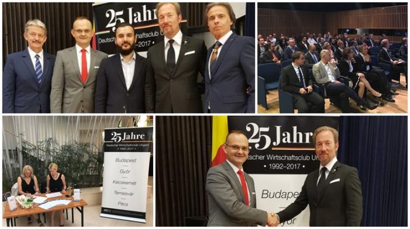 Clubul economic german DWC Ungaria a deschis o secție la Timișoara
