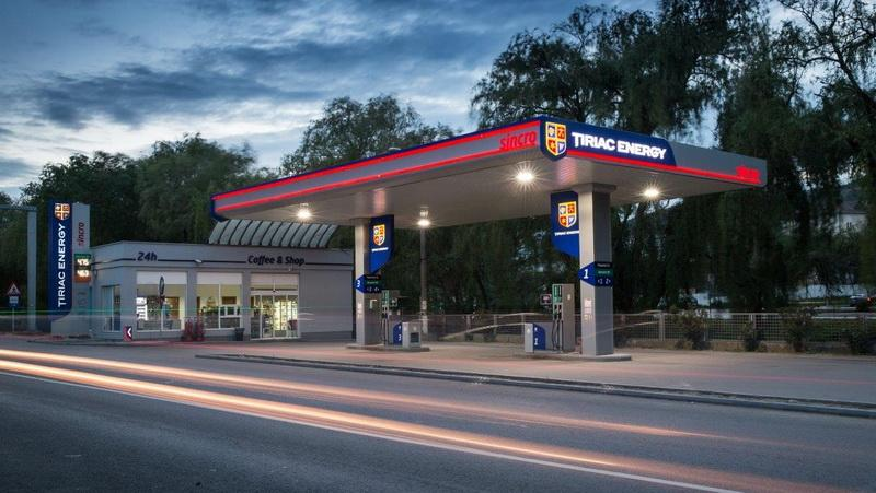 """Ţiriac """"atacă"""" piaţa de carburant din România. S-au deschis primele 4 benzinării din noul lanţ de benzinării a grupul Ţiriac Energy"""