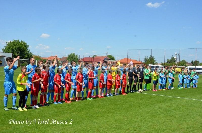 Fotbal, under 17,  UTA - U.CRAIOVA: 2-2 (Galerie FOTO)