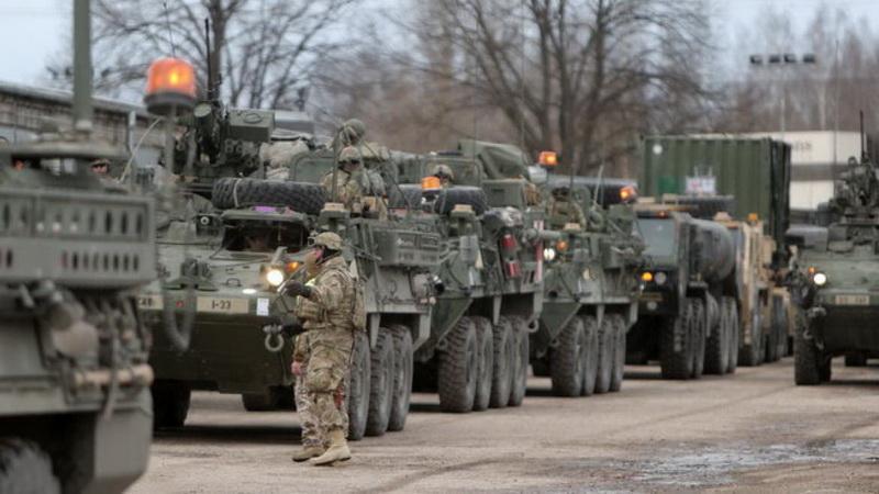 Pe străzile din Arad vor putea fi văzute vehicule de luptă