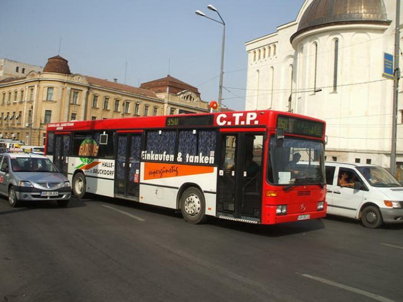 Program transportului public în Municipiul şi Judeţul Arad în perioada minivacanţei de 1 iunie