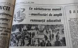 1 Mai muncitoresc, 1 Mai sărbătoresc. Cum se distrau românii în comunism. Ce făceau arădenii de 1 Mai