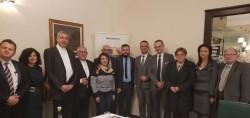 Întâlniri DRW Arad cudelegația orașului Rottenburg