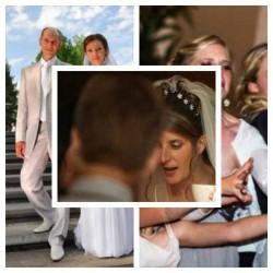 Grijă mare ce faceți la nunți ! VEZI imagini, dintre cele mai jenante !