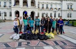 """Asociația Turism Alternativ: """"Turul curățeniei"""""""