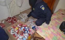 Percheziții în Șiria la persoane bănuite de contrabandă