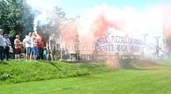 """""""Mâine plecaţi la război ! Faceţi Aradul mândru de voi !"""" Suporter UTA la ultimul antrenament înainte de derby-ul vestului (FOTO/Video)"""