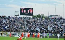 Istoria unui derby în 180 de instantanee. ASU Poli – UTA: 0 – 3