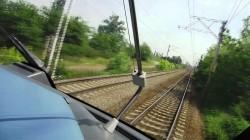 Se modernizeză calea ferată pe Valea Mureșului! Se va circula cu 160 km/h