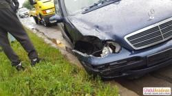 Accident rutier pe Calea Zimandului !