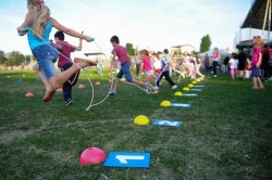 Jocurile Copilăriei la Arad de 1 Iunie