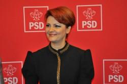 Incredibil! Olguţa Vasilescu susţine orice amendament de scădere a salariilor!