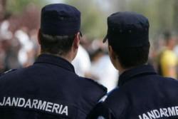 Jandarmii arădeni la datorie în mini-vacanța de 1 iunie