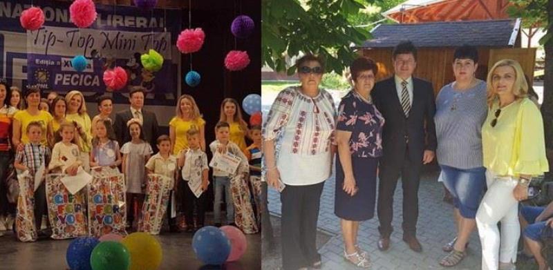 """Simona Stan (PNL): """"La mulți ani tuturor copiilor!"""""""