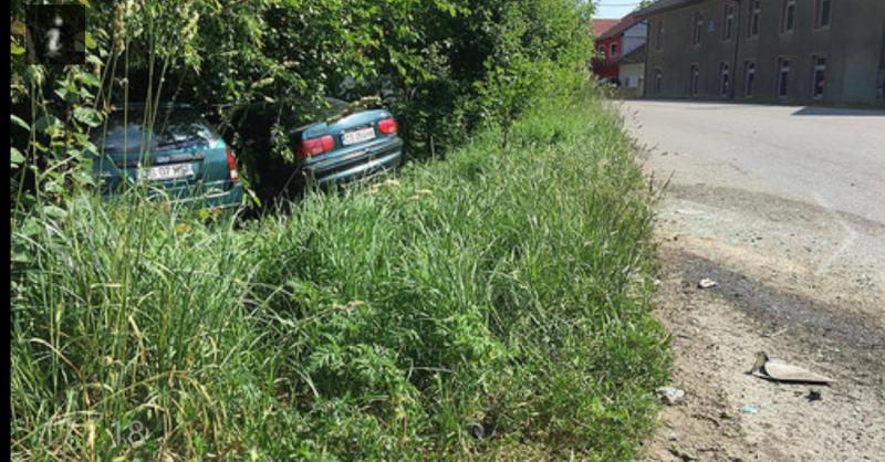 VIDEO - Femeie rănită grav în urma unui accident teribil !