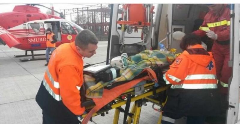 ÎNFIORĂTOR ! O bătrână a murit din cauza sistemului din România ! NU s-a găsit niciun loc în spitalele de arși, din țară, pentru ea !