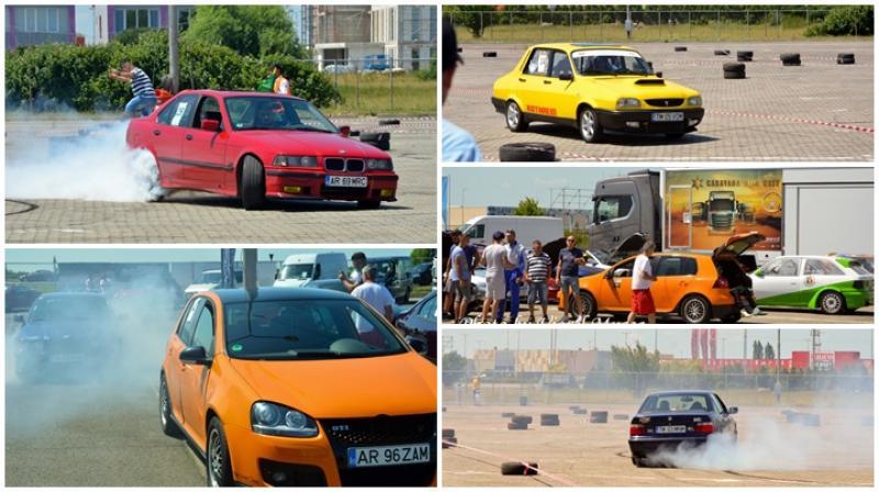"""Cupa Rally"" la Transport-Arad 2017 (Galerie FOTO)"