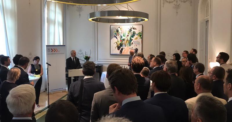 Întâlniri la nivel înalt cu delegația Landului Saxonia