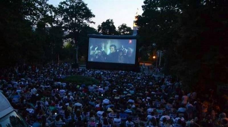 Cinema în Aer Liber în Parcul Mihai Eminescu, de marți până duminică