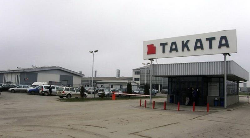 Japonezii de la Takata s-au declarat oficial în faliment. Ce se întâmplă cu cele trei fabrici din România?