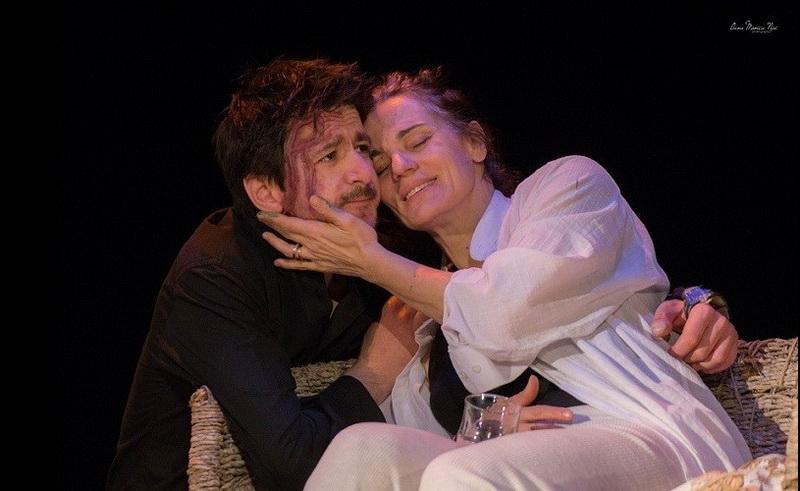 Maia Morgenstern revine la Teatrul de Vară