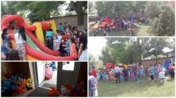 Ziua copiilor nu a trecut neobservată nici la Grădinița P.P. Furnicuța Arad
