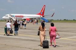 Prima cursă spre Antalya, de pe aeroportul din Arad