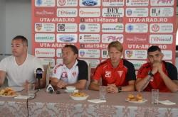 """Roșu: """"Sorții au vrut să jucăm cu ACS Poli, e chiar formația pe care am fi dorit să o evităm la acest baraj"""" (Video)"""