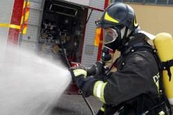 Alertă ISU! Incendiu la casa de copii din Mocrea