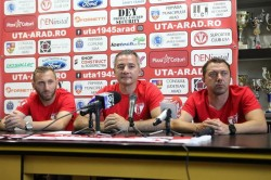 """Mâine, UTA – ACS Poli. """"O finală în care vom da totul!"""""""