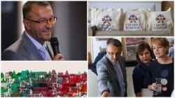 """A fost lansat oficial proiectul """"Culorile României"""", ediţia a III-a. Comuna Hășmașu-Arad este pe lista proiectelor către care vor fi donate 14 tone de materiale în valoare de 150.000 de euro"""