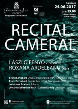 Recital Cameral la Filarmonica din Arad