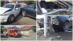GALERIE FOTO ! Accident grav de circulație în Bujac, în această după-masă !